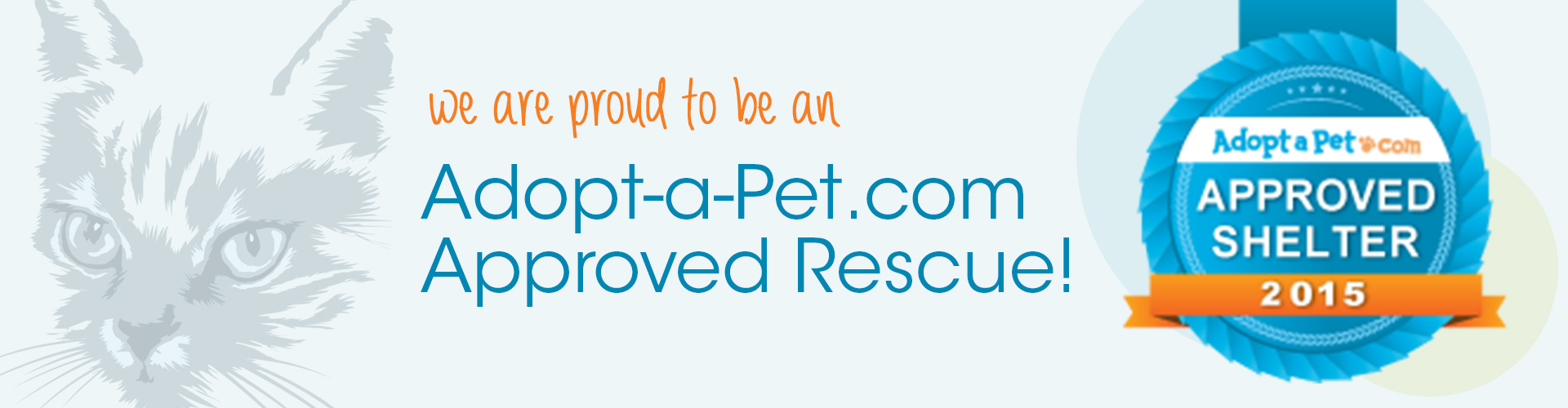 Adopt-a-Pet Approved